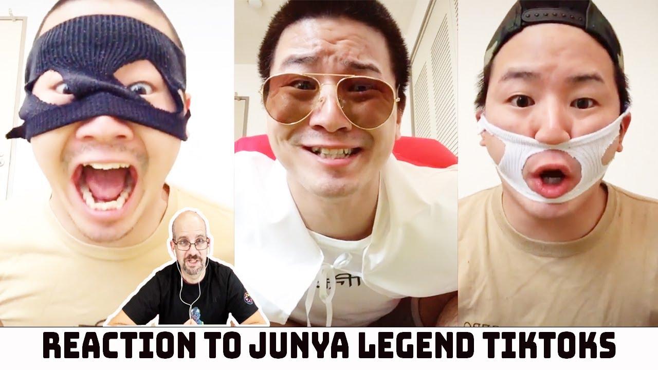 Reaction to Best Tiktokker From Japan @Junya.じゅんや    Junya 1 Gou Funny Tiktok Videos   Junya Legend