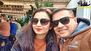 Our 13th Wedding Anniversary | Melbourne City Date | Sheorans