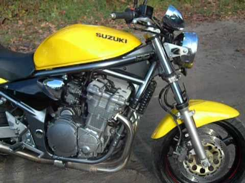 suzuki gsf 600n bandit 2003 for sell - youtube