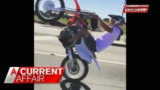 Dirt bike bandits