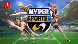 HYPER SPORTS R (Nintendo Switch) E3 2018 Debut Trailer