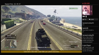 Gta Late Stream 08/22/17 Helping Subs thumbnail