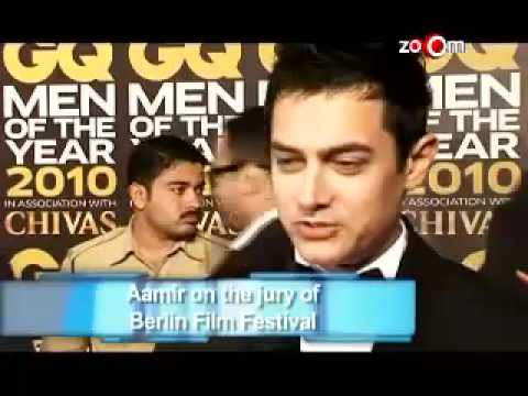 Aamir khan to be the jury in Berlin Film Festival