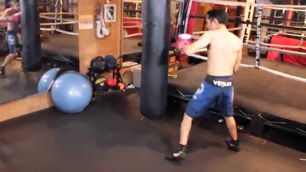 Boxing Training Youtube