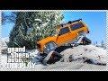 GTA 5 ROLEPLAY - SNOW TRACKS ON JEEP | Ep. 139 Civ