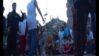 Hask y Lil dani vs Wiky  y Stunt vs Crazy bassim y Asdin