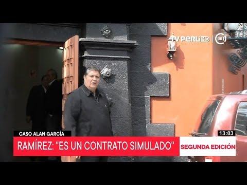 Rafael Vela: información de los correos electrónicos sobre Alan García ha sido validada