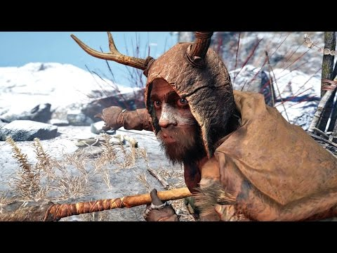 Far Cry Primal #20: O Grande Mamute Lendário - Xbox One / PS4 Gameplay