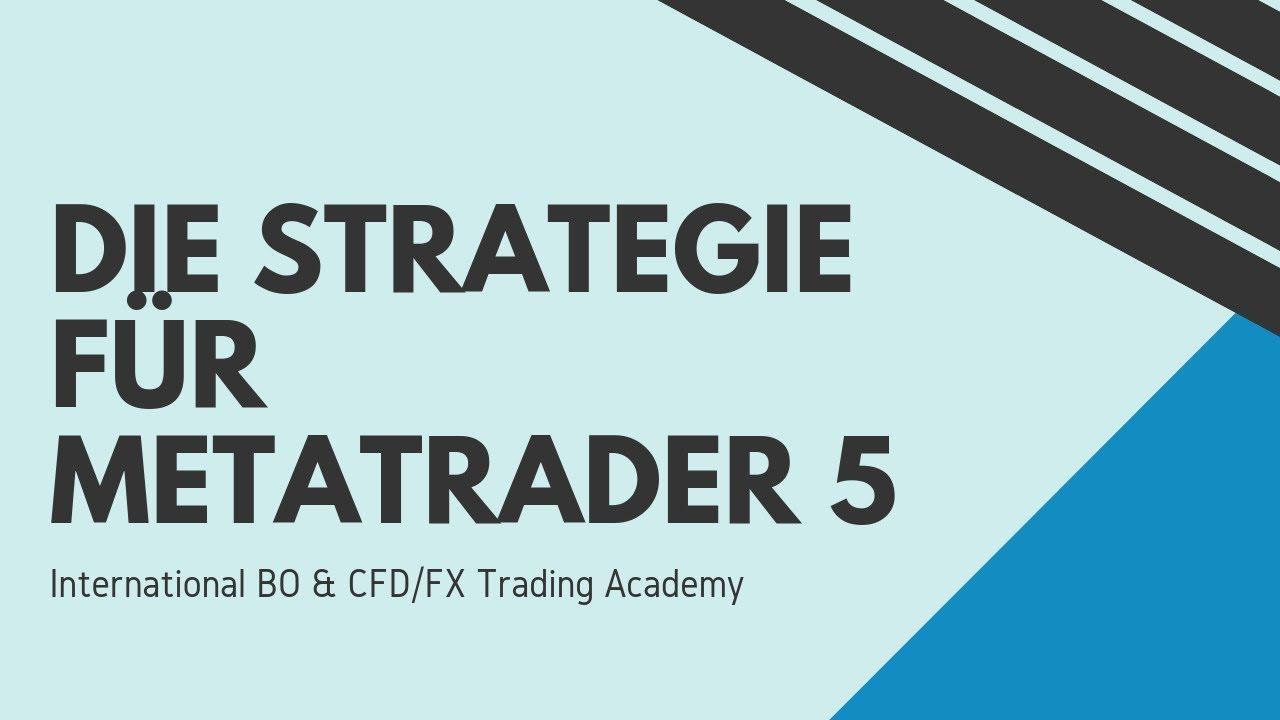 Trading Strategie Für Einsteiger