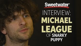 Sweetwater Interviews Michael League of Snarky Puppy