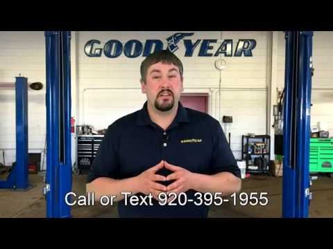 Goodyear Tires - Assurance ComforTred Touring Tires Oshkosh, WI. (Goodyear Tire)