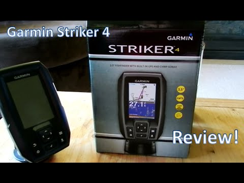 Garmin Striker 4 Review! Full specs + Why it's the best $100 range fish locator on the market.
