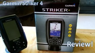 Garmin Striker 4 Review! Full specs + Why it
