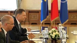 STIRIPESURSE.RO Întâlnirea lui Iohannis cu adjunctul Secretarului de Stat al SUA, Antony J  Blinken,