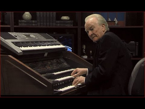 Charles Ritchie At The Organ Live On Jackson 24-7
