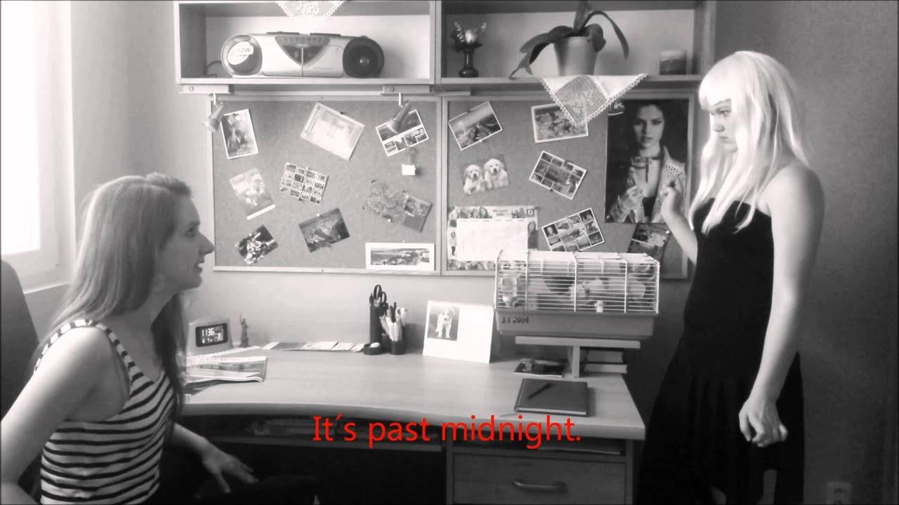 Miriam- English Class- Film Project - YouTube