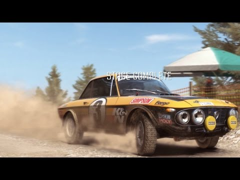 First Impressions - Dirt Rally