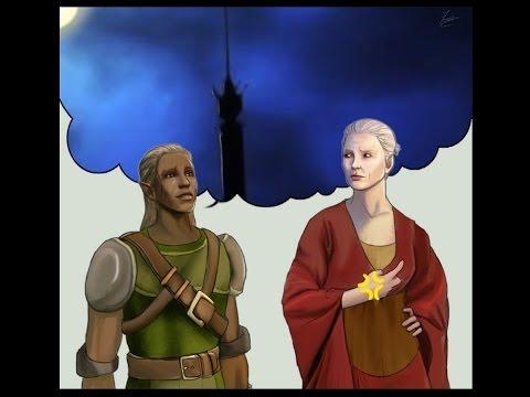 Dragon Age Origins диалоги all
