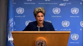 Dilma - Colher minha palavra (If you speak slowly - Se você falar devagar)