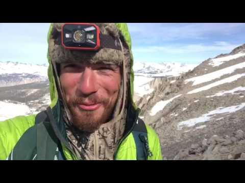 Gaining Ground - PCT thru hike 2017 Day 64 Summiting Mt. Whitney