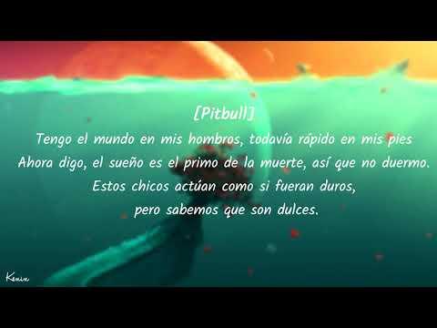 Pitbull Ft Rhea - Ocean To Ocean Sub Español