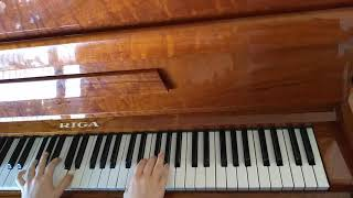 Burry Soprano-Mary Jane(piano cover) Video