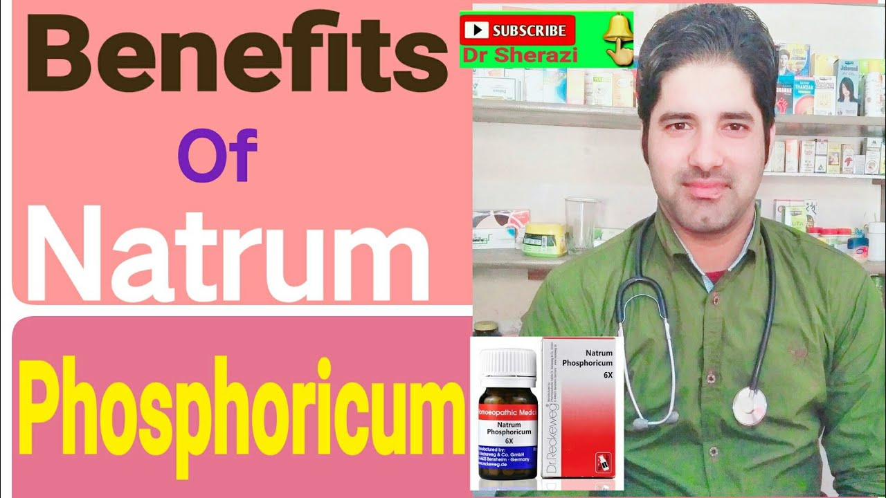 Natrum phosphoricum 6x svorio netekimas, Bronchito tipai