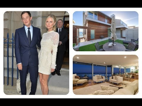 ★ A Hilton Heir 's Glass Mansion in Malibu Tour | HD