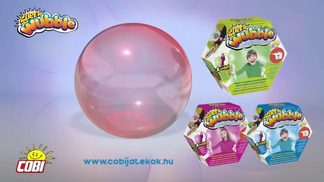 Bubi labda by JátékNet.hu - YouTube