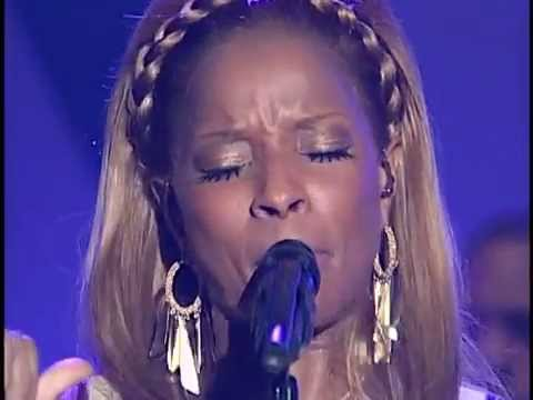 Mary J. Blige Take Me As I Am (Live)