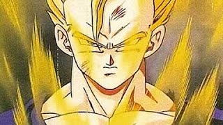 DBZ- I Came to Play