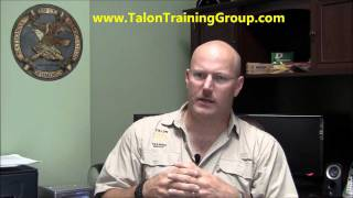 Talon Training Basic Concealed Carry Class Overview