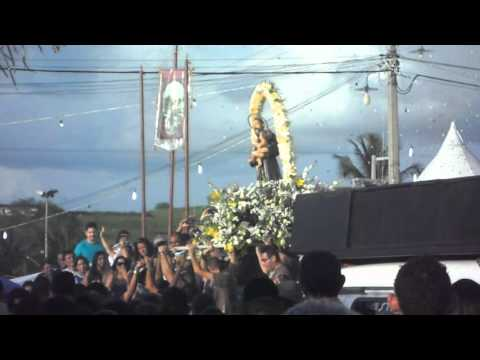 Procissão de São Felix de Cantalice 2016 em Salgado de São Felix