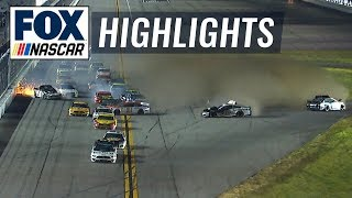 """The Big One"" strikes late at the Daytona 500, takes out 19 drivers 