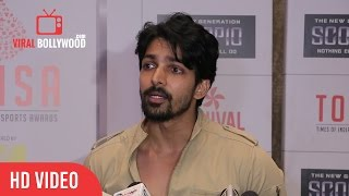 Harshvardhan Rane At TOI Sports Awards 2nd Edition | The Times Of India Awards
