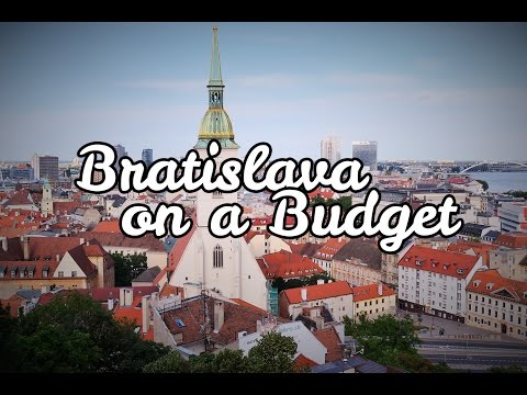 Bratislava on a Budget