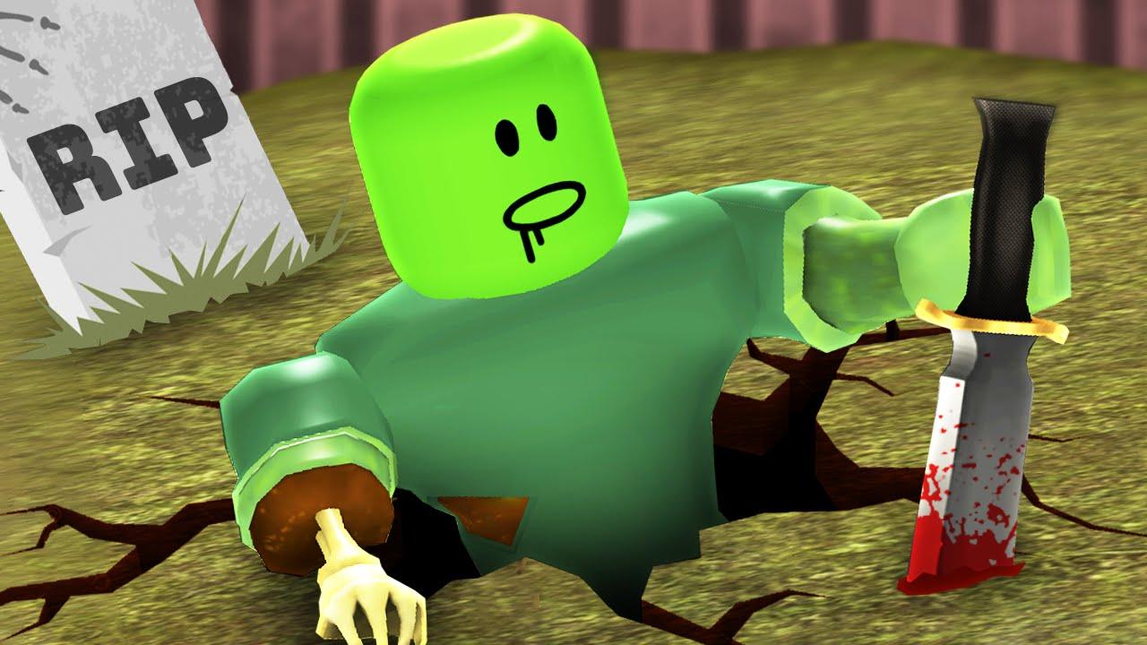 Roblox com game zombie