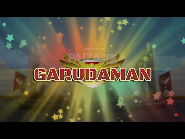 MAINKAN GAME SLOT PAHLAWAN INDONESIA GARUDAMAN DI PAIZA99