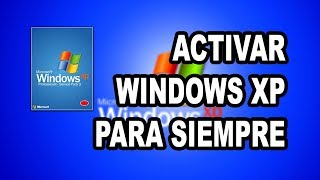 activador windows xp