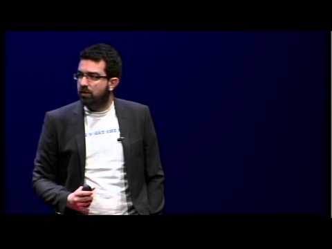Educacion y nativos digitales: Juan Garcia at TEDxValencia