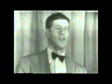 Rudy Vallee  singer 1950