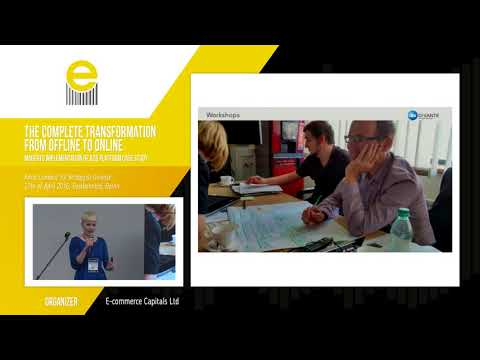 The Complete Transformation from Offline to Online - Divante | eCommerce Berlin EXPO 2016