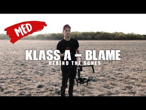 Klass-A - BLAME 🎬🎥  BTS | كواليس التصوير ... تهرسات لينا درون  😰