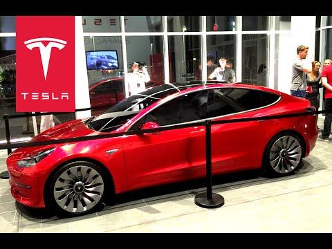 Tesla Model 3 dans la Gigafactory