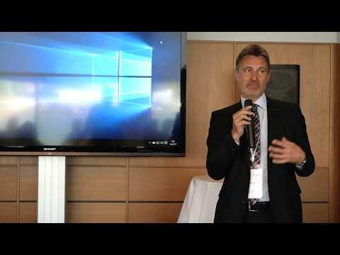 Mr. Wolfgang Schroll: Opening the EMTA meeting | HSL Helsinki Region Transport Authority
