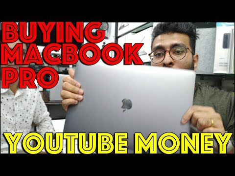 Bought MacBook Pro From YouTube Money?? || Travelled 500 Kms To Buy MacBook Pro