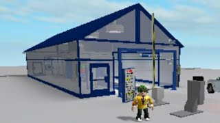 ROBLOX Car Wash #162: MWW Tunnel At A Shell Gas Station