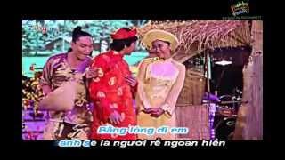 [Karaoke]Hai Lúa Cầu Hôn - Ngô Tấn Trường