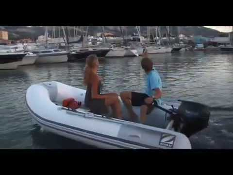 zodiac bateau pneumatique semi rigide youtube. Black Bedroom Furniture Sets. Home Design Ideas