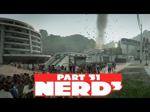 Nerd³ Builds a Jurassic World - 31 - Gyrosphere